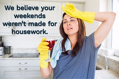 What would you rather be doing? Don't spend your weekend cleaning! Leave it to the PROs! #houston #cypress #tomball… https://t.co/9HLNSXeQrV