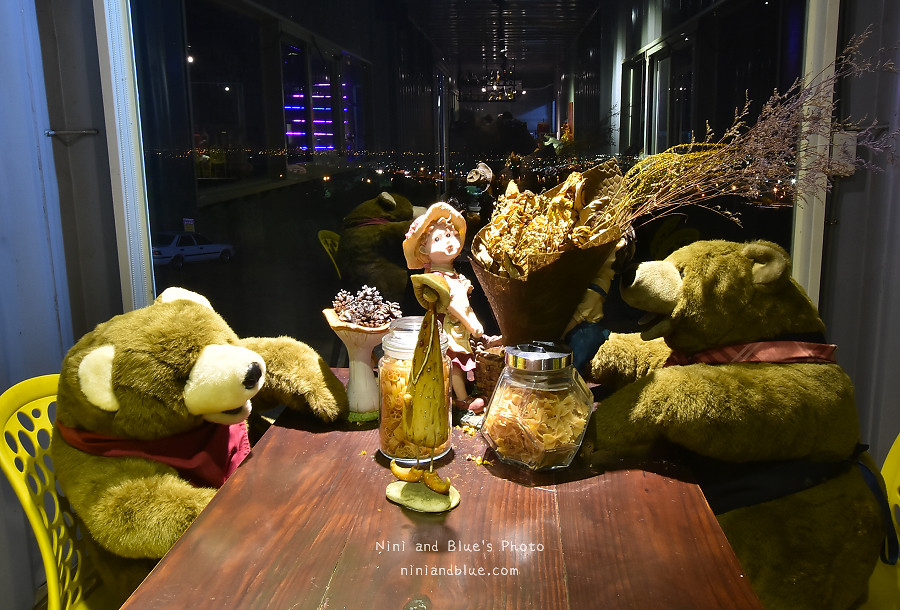 台中向海夜景餐廳20