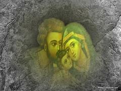 Marie et l'enfant Jésus - Mary and the Child Jesus (2)
