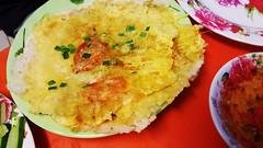 Shrimp pancakes