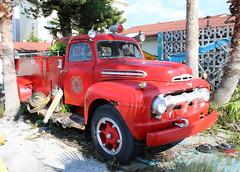 F-7 Fire Trucks