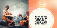 4 Fix the World
