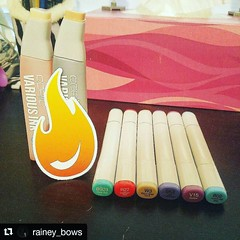 #Repost @rainey_bows ・・・ ordered some more copics from @otakufuel! fave places to get copics bc theyre super fast and their website is rly nice and easy to use! :sparkling_heart::sparkling_heart::sparkling_heart: . We ship to the USA and Canada only. @ota