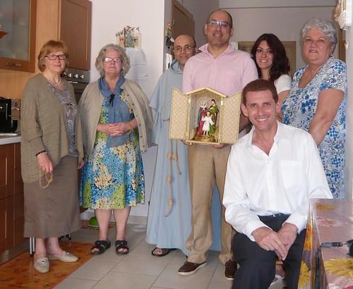 Peregrinatio Sacra Famiglia