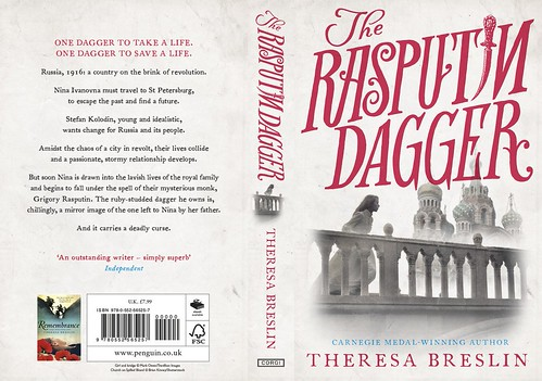 Theresa Breslin, The Rasputin Dagger