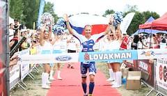 Vabroušek ovládl Slovakmana a vede Czechman Tour