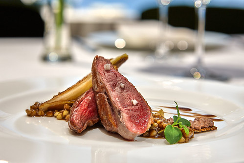 Restaurante Beltz del Gran Hotel Domine