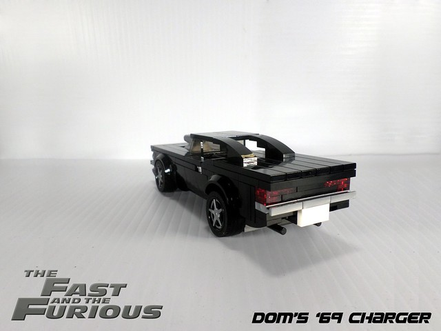 Doms 1969 Charger ROBL1