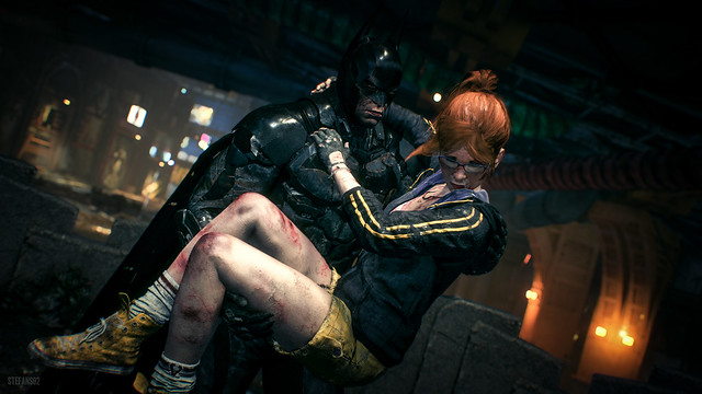 Batman: Arkham Knight / The Hero at the End of the Day