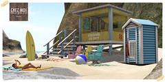 Gacha Beach Day CHEZ MOI