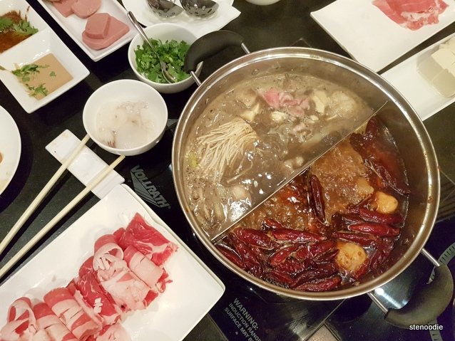 Morals Village Hot Pot Markham