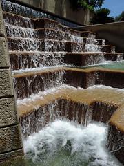 San Antonio - Waterfeature