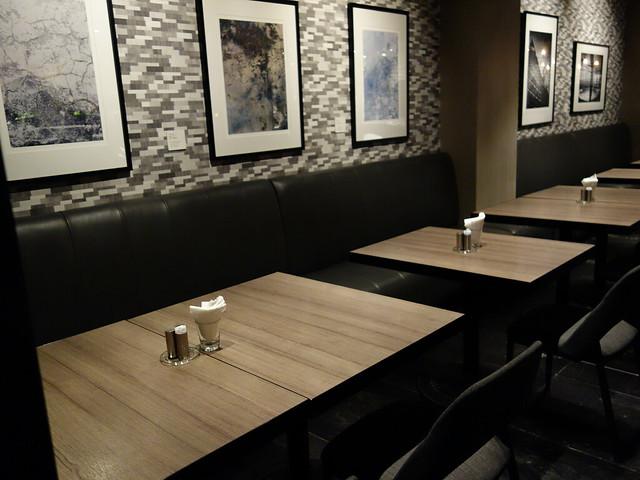 連著兩天我們都坐這個座位XD@高雄喜達絲飯店