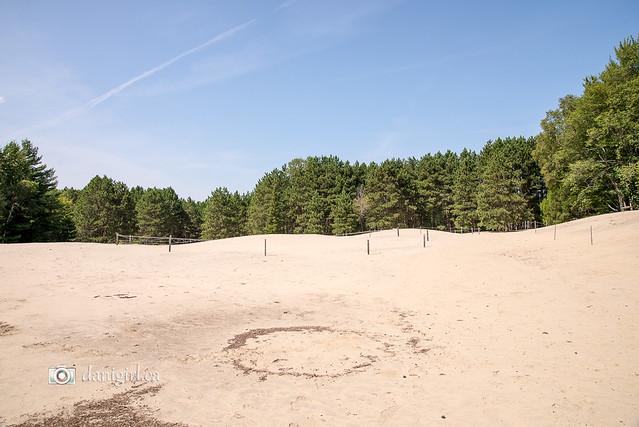 Ottawa's hidden sand dunes