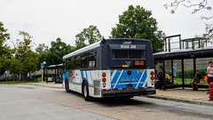 Montgomery County Transit Ride On 2002 Orion V #5597