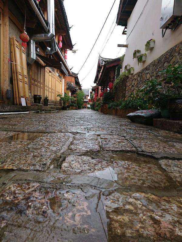 束河古鎮 : 中華人民共和国雲南省麗江市の観光名所。Shuhe Ancient Town : Shuhe Rd, Gucheng Qu, Lijiang Shi, Yunnan Sheng, 中華人民共和国