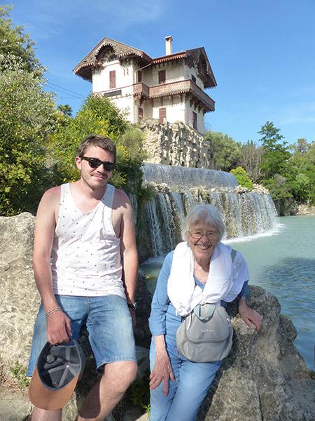 cascade de Gairaut