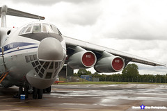 78820 - 0093496907 - Ukrainian Air Force - Ilyushin IL-76MD - Fairford RIAT 2011 - Steven Gray - IMG_5951