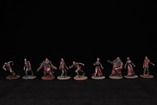 ZOMBICIDE- Black Plague - Group .002