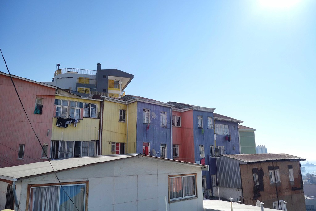 Valparaiso - Houses 1