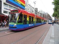Amsterdam Centrum Rembrandtplein Combino 2111 GayVB
