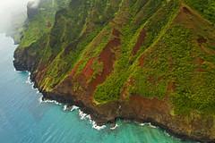 Na Pali Coast and Kalalau trail