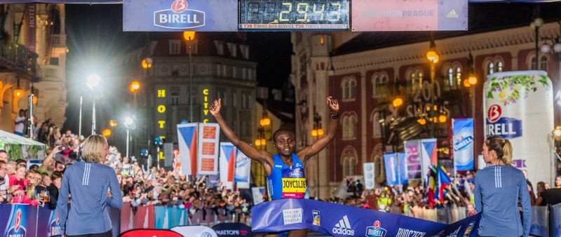 Praha viděla světový rekord
