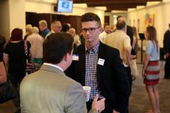 Arizona Talks attendees