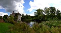 Scotney Castle. Panorama. Nikon D3100. DSC_0197-0204