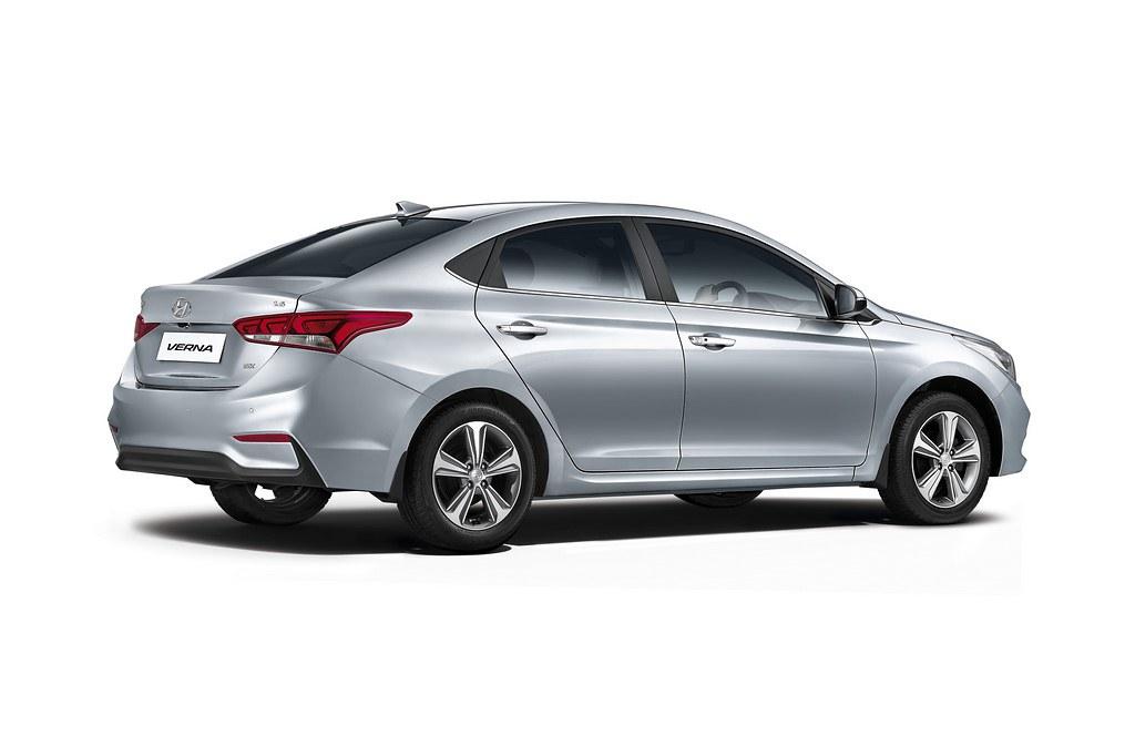 2017-Hyundai-Verna-Rear-Three-Quarter