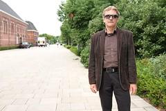 """Auteur Paul Rood - Persdag nieuwe film """"Spaak"""" in Amsterdam"""