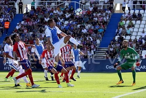 Pretemporada: CD Leganés 0-1 Atlético de Madrid 12/08/2017