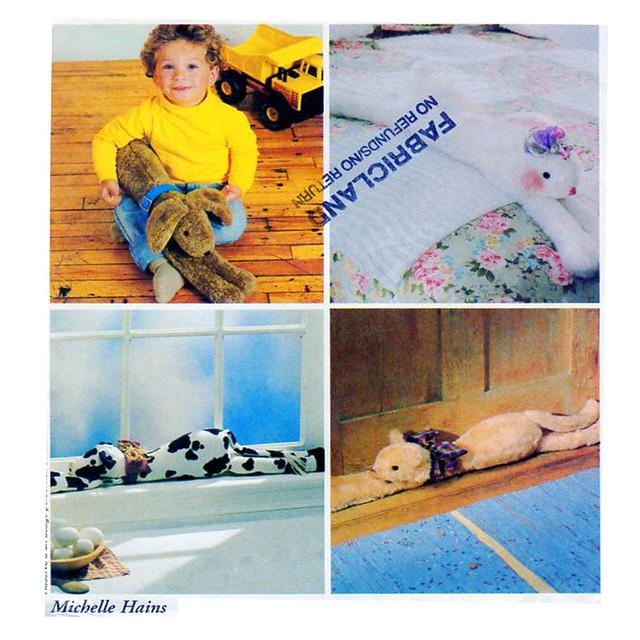 McCalls 2546 toy draft stop