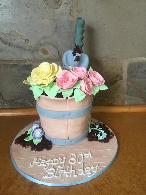 Cake by Roxy's Custom Cakes