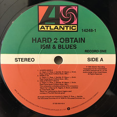 HARD 2 OBTAIN:ISM & BLUES(LABEL SIDE-A)