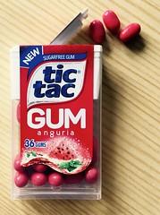 TicTac Gum Watermelon
