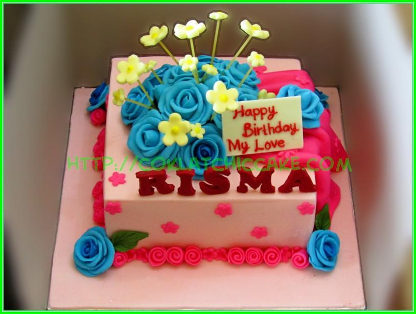 cake flower RISMA
