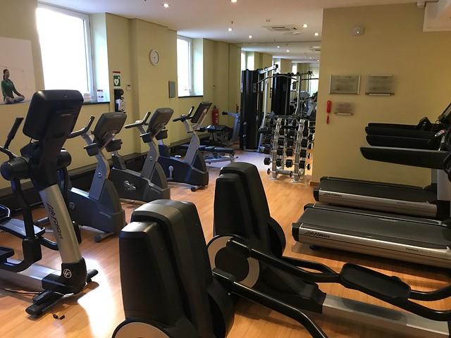 Wellness Center - Westin Berlin