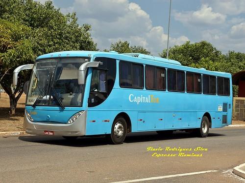 CAPITAL TUR 404 - MIRACEMA DO TOCANTINS x PALMAS