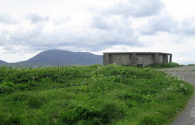 Gun Emplacement,  Links Battery, Stromness