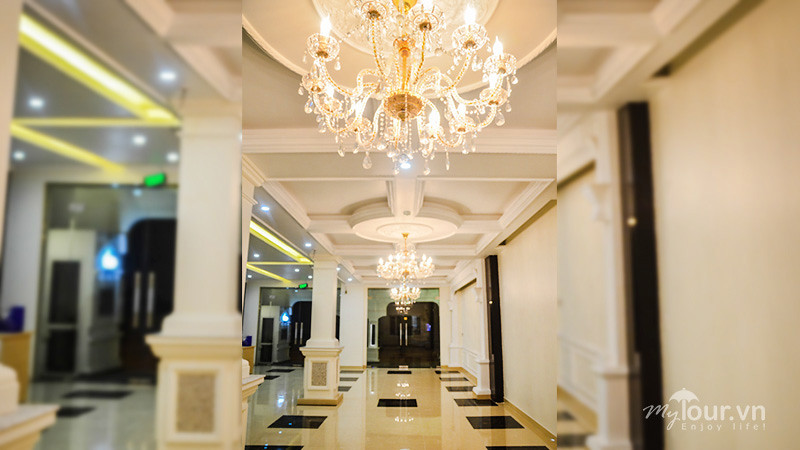 """Căn hộ cho thuê tại Hải Phòng - Sảnh lớn khách sạn căn hộ Lake2  <img src=""""images/"""" width="""""""" height="""""""" alt=""""Công ty Bất Động Sản Tanlong Land"""">"""