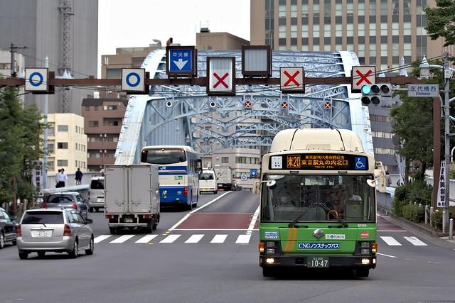 2017/08/08 東京都交通局 M125