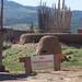 Warning Sign: Taos Pueblo