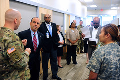 New VA-DoD Clinic sees first patients