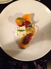 Tomatoes w. Ricotta & Basil