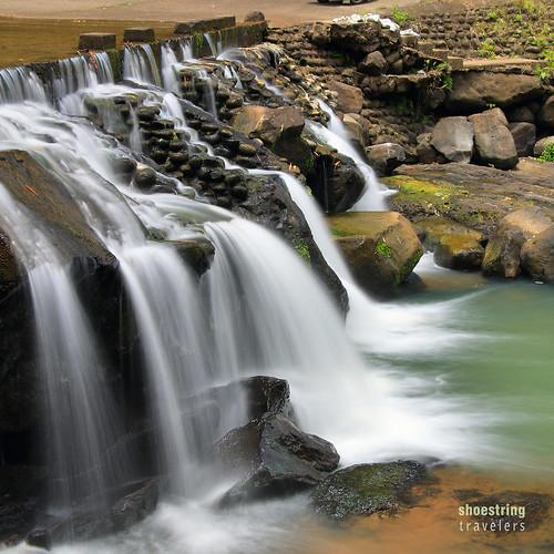 bumbunganecopark river falls waterfalls cavinti laguna calabarzon landscape rocks water waterscape longexposure ndfilter outdoor fall wa waterfall blur stream creek