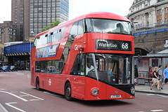 GA LT684 @ London Waterloo bus station