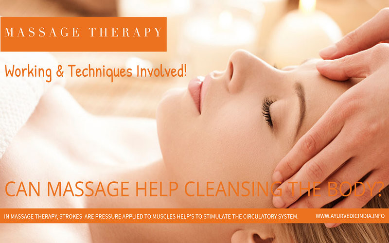 Can Massage Help in Cleansing the Body?