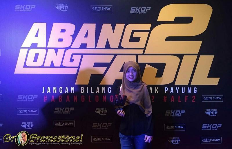 Abang Long Fadil 2 - Zayani Zulkifli