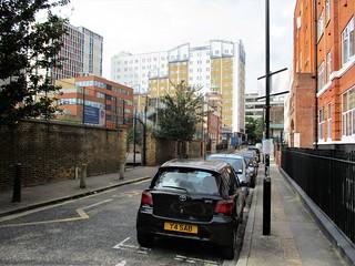 Henriques Street formerly Berner Street